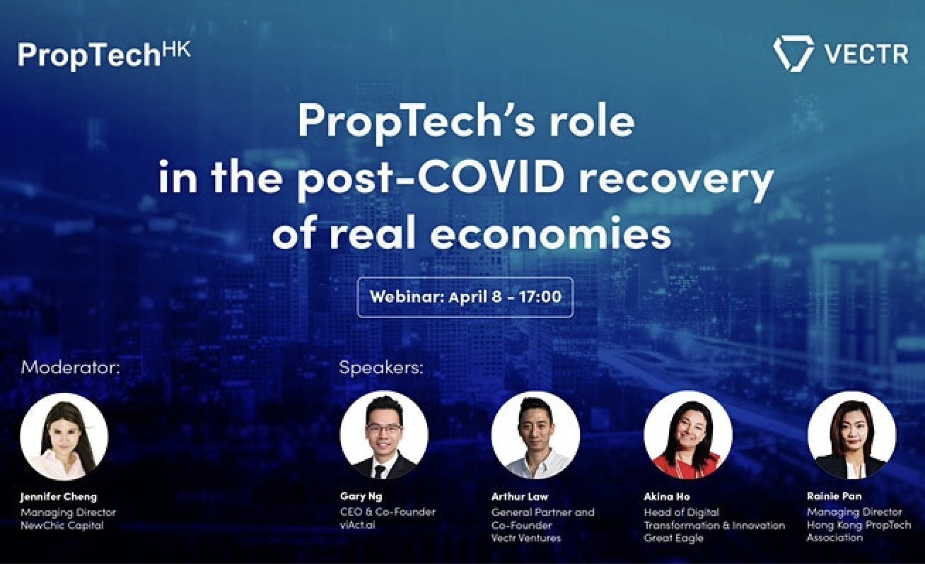 PropTech's role in the post-COVID recovery of real economies