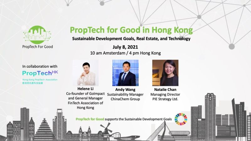 PropTech for Good in Hong Kong